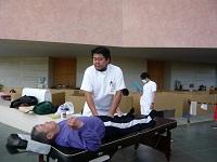 Treatment in Sendai